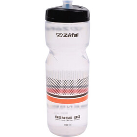 Zefal Sense Bidon 800ml, transparent